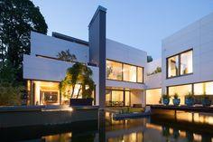 architecture villa Wiese