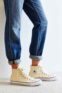 3066c6772f2cab Converse Chuck Taylor All Star High-Top Sneaker High Top Converse Outfits