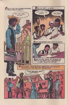Golden Legacy offers Black History in America Comic Books about The Back Inventors Latimer and Woods. For Black History Heroes, Inventors and Black Educational History, order your African American History Comic Books today.