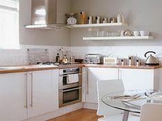 Simple shelves
