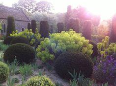 Trematon Castle Gardens, Cornwall