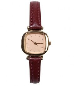 Komono - Moneypenny Watch (Gold Peach) - $60