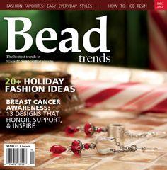 Bead Trends Magazine: Dec 2012 | Northridge Publishing