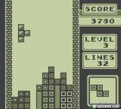 80's childhood-memories - Tetris