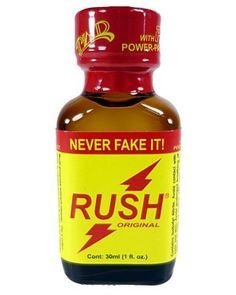 RUSH Poppers $19.95