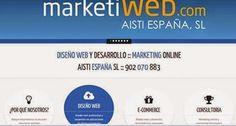 Diseño Web Madrid - AISTI España SL : Consultoría de desarrollo web y marketing online