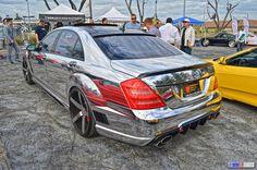 Hot Mercedes Benz CLK