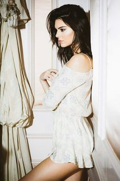 Find the exclusive PacSun Kendall and Kylie Collection. Shop dresses, skirts, tees, tops and sweaters from Kendall and Kylie Jenner at PacSun! Kim Kardashian, Kardashian Kollection, Robert Kardashian, Kylie Jenner Modeling, Kendall Y Kylie Jenner, Cold Shoulder Romper, Jenner Sisters, Looks Style, Editorial Fashion