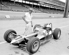 Indianapolis ... smokey and Bobby Johns