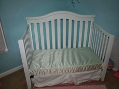 #SealyBaby new mattress with GreenGuard certified