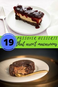 This Passover, be sure to indulge your guests, who are hungry at the end of a long seder for something sweet. But before you grab that box of macaroons off the supermarket shelf, check out these 20 kosher for Passover desserts that will actually have you looking forward to Passover each year! #passover #dessert #sweet Seder Meal, Passover Desserts, Supermarket Shelves, Something Sweet, Macaroons, Cakes And More, Dairy Free, Shelf, Good Food