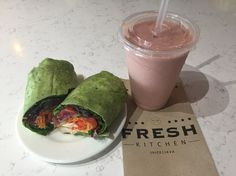 The Fresh Kitchen Wrap! To see how we like it, CLICK the PIN