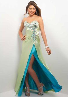 Blush 9591 at Prom Dress Shop