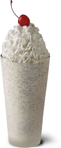 never had a mikshake that can beat chick fil a!