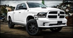 "2014 Dodge RAM 1500 Lifted Truck Custom a.k.a ""Hurricane"" Check out the video"