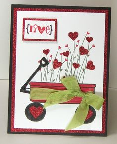 Valentine05 by lkarr309 - Cards and Paper Crafts at Splitcoaststampers