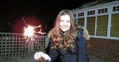 Bonfire Night 2017: Sparklers and Fireworks!