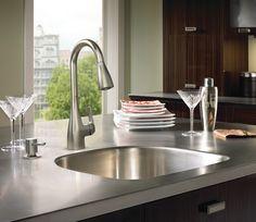 Introducing The Moen Kiran Kitchen Faucet  #spon