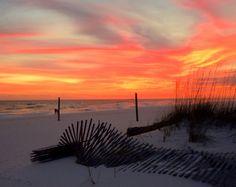 Perdido Key, Fl. an island off of Pensacola, Florida...