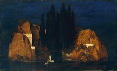 Island of the Dead  - Arnold Bocklin