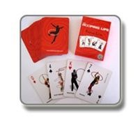 Official Deck of playing cards featuring 52 awesome hoopers including Diana Lopez of BodyHoops.  Fun novelty item for hoopers.  Produced by the makers of the movie, The Hooping Life which is soon to be released in 2012.