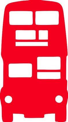 London Bus http://www.pinterest.com/vanou74/scanncut-and-cameo/