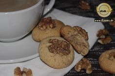 ilaams Koch und Backrezepte. Schritt für Schritt: Walnuss Kekse