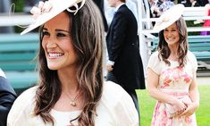 How to dress for Ascot: Pippa Middleton demonstrates sophisticated style at the exclusive annual horse race event