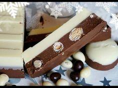 Turron 2 chocolates con conguitos - Recetas de Navidad - - YouTube