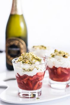 Posts about Bakes/Desserts written by vanyadhanya No Bake Treats, No Bake Desserts, Dessert Recipes, Sparkling Wine, Base Foods, Pistachios, Indian Food Recipes, Strawberries, Spices