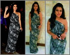 Kajol's pick for this Filmfare Awards was a clutch by Pinky Saraf. Zoom and check!