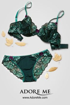 Fall in love with lacey treats and welcome autumn with Adore Me's monthly VIP membership! It's super affordable and full of great little perks (every 6th set is free!). Adore Me carries sizes 32A-42G (plus with free exchanges and returns you're sure to find the right size!). Click to take our style quiz and get your first set for 50% off. (Offer valid 9/15/15-10/31/15)