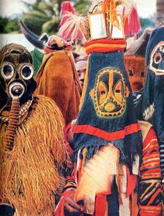 Ibo dancers