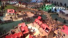 Batalla de Waterloo Playmobil