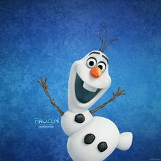 La reine des neiges: Olaf #disney