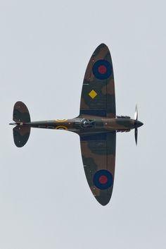 Supermarine Spitfire IIa  #flickr #plane #WW2