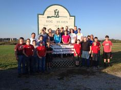 Had a great time with the Jefferson County High School 4H Patriot Shooters, 2012 National Champions, at their awards ceremony on October 13th at the Hog Heaven Gun Club.