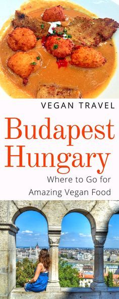 Vegan Food Tour of Budapest: Where to get the best vegan food, desserts, and coffee in Budapest Hungary. Click here to learn about the best vegan restaurants in Budapest.
