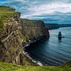 Definitely want to go to the cliffs of Moher in Ireland, where the cliff scenes of the Princess Bride were filmed!