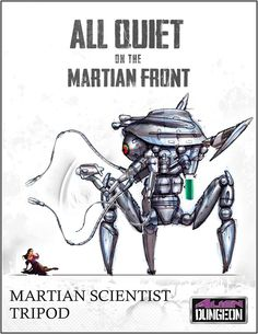 all quiet on the martian front - Google Search