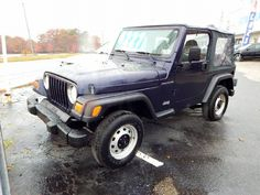 1999 Jeep Wrangler 4x4 in Egg Harbor Twp, Nj - AutoShopper.com