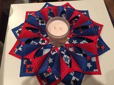 Resultado de imagen para Fold'n Stitch Wreath