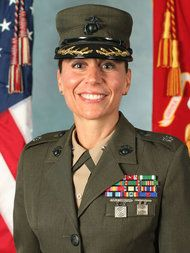 Kate Germano, who took command of the Marine Corps' all-women boot camp, was fired on June The Corps said her Marines had been mistreated; she said her ability to command had been undermined. Military Ranks, Military Women, Military Soldier, Marine Officer, Marine Corps, Medal Of Honor Winners, Women In Combat, Drill Instructor, Parris Island