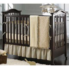 BananaFish Grace 4-piece Baby Crib Bedding Set