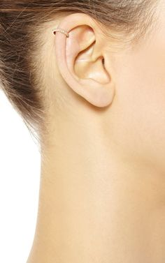 Clip Earring by Elise Dray for Preorder on Moda Operandi