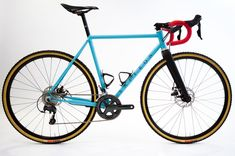 Collyn's cyclecross ride - Saffron Frameworks | Bicycle Frame Builder London
