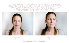 """So excited to launch these video tutorials! I started this just for my clients, because I found myself repeating the same things at every shoot and wedding I shot, but thought everyone could benefit from this information. These simple little tricks that are SO EASY to do, and make you look like a veritable super model. Have you ever seen a photo of yourself and just thought """"I hate this picture of me. is that really what I look like? I feel like in real life I look better than ..."""