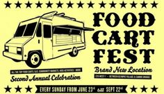Vancouver Summer Food Cart Festival