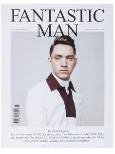 FANTASTIC MAN Fantastic  Magazine Aw12