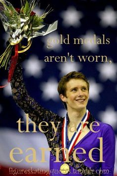 Jeremy Abbott (Photo by Matthew Stockman/Getty Images) Ice Skating Quotes, Figure Skating Quotes, Jeremy Abbott, Mens Figure Skates, Skate 3, Ice Show, Ice Skaters, Dance Quotes, Winter Olympics